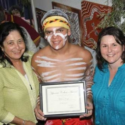 Territories of Indigenous arts leadership